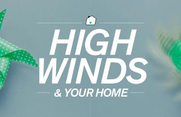 Protecting your Home from High Winds & Hail